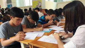 Thông tin tuyển sinh 2018: Học sinh cần cân nhắc lựa chọn tổ hợp xét tuyển 1