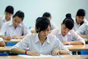 Thông tin tuyển sinh 2018: Học sinh cần cân nhắc lựa chọn tổ hợp xét tuyển 2