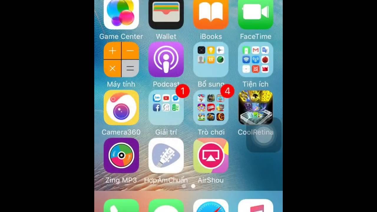Chụp ảnh màn hình Iphone X đơn giản