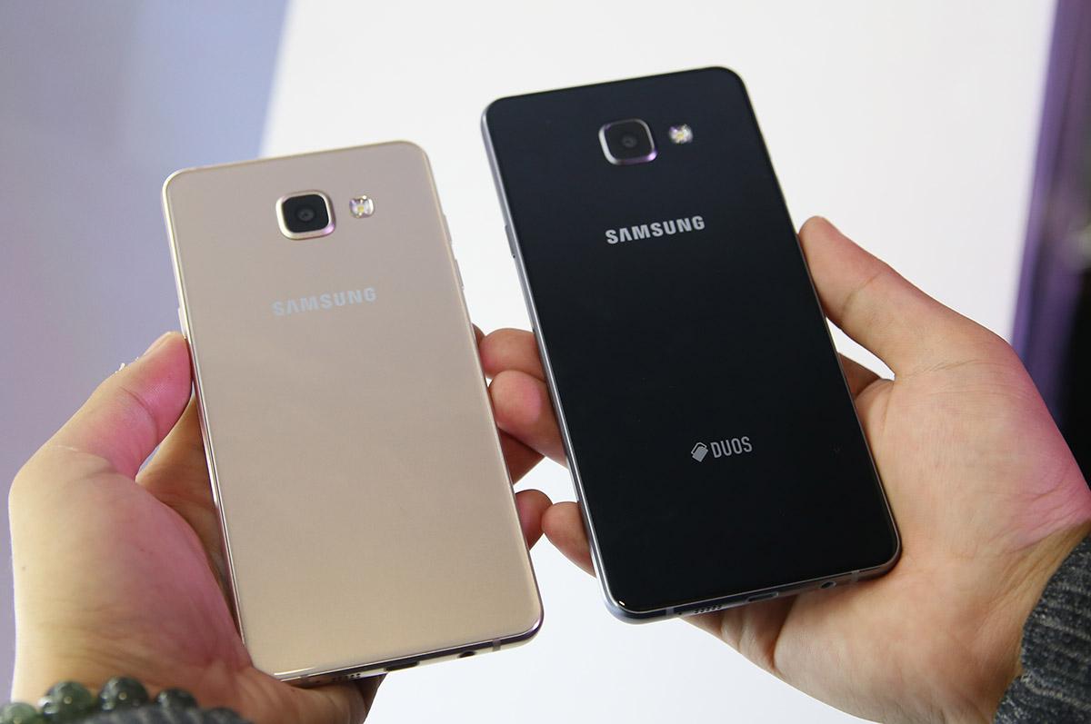 Hướng dẫn chụp ảnh màn hình Samsung A5