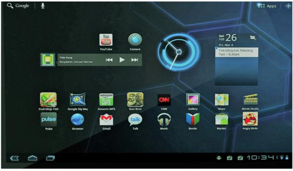 Các phần mềm giả lập android trên PC - Droid4X