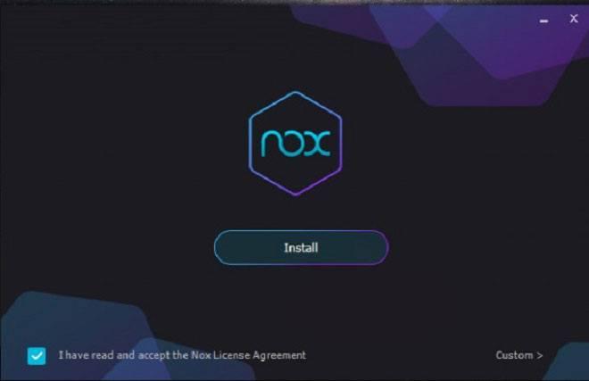 Các bước cài đặt phần mềm giả lập Nox App Player