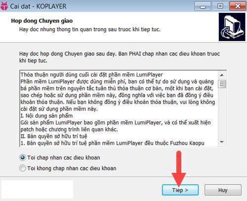 Phần mềm giả lập Koplayer