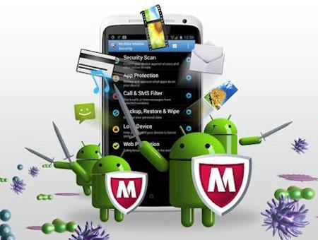 phần mềm diệt virus tốt nhất cho android