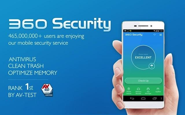 phần mềm diệt virus cho android