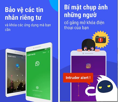 phần mềm diệt virus cho Android tốt nhất