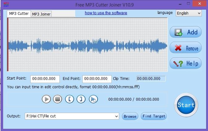 Phần mềm cắt ghép nhạc chuyên nghiệp nhất hiện nay