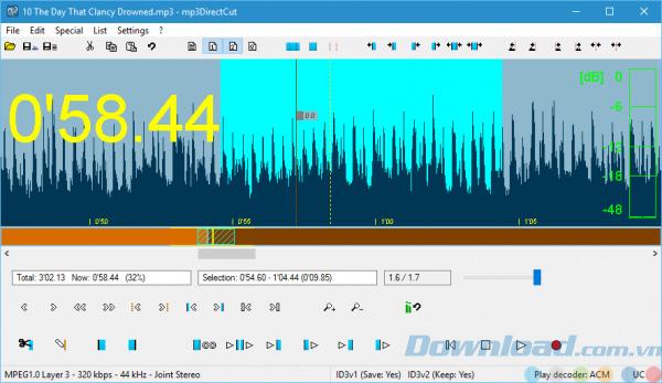 Những phần mềm cắt ghép nhạc chuyên nghiệp hiện nay