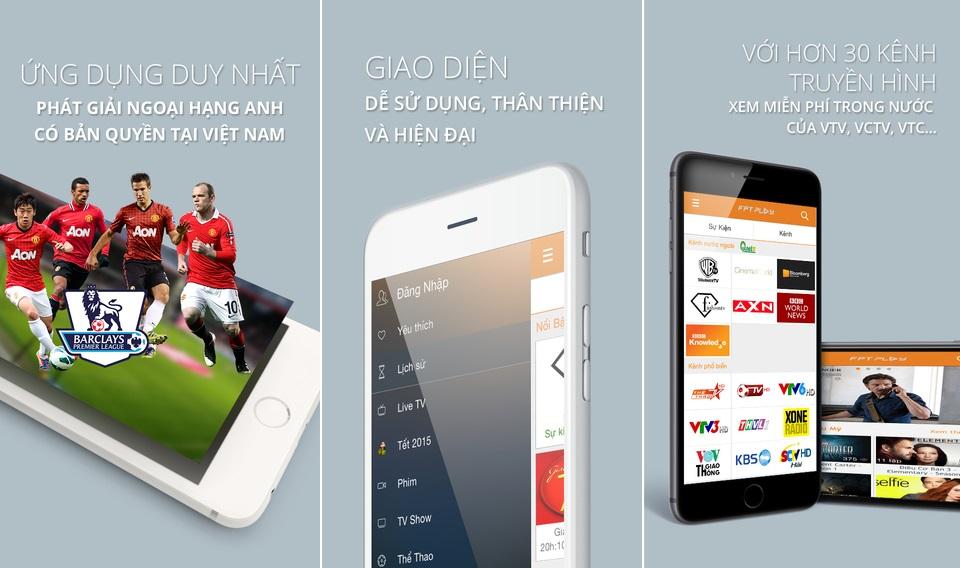 Ứng dụng xem bóng đá trực tuyến một cách nhanh chóng và tiện lợi nhất