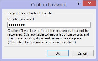 đặt pass cho file excel