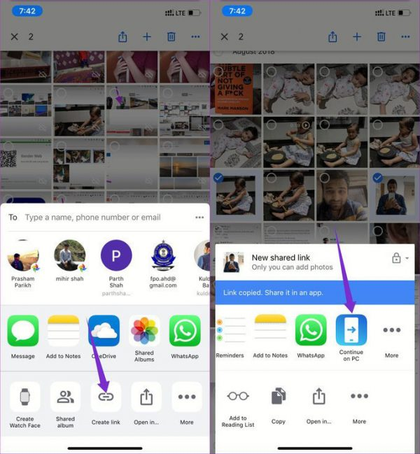 hướng dẫn copy ảnh từ iphone sang máy tính