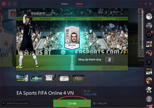 cách tải fifa online 4 nhanh nhất