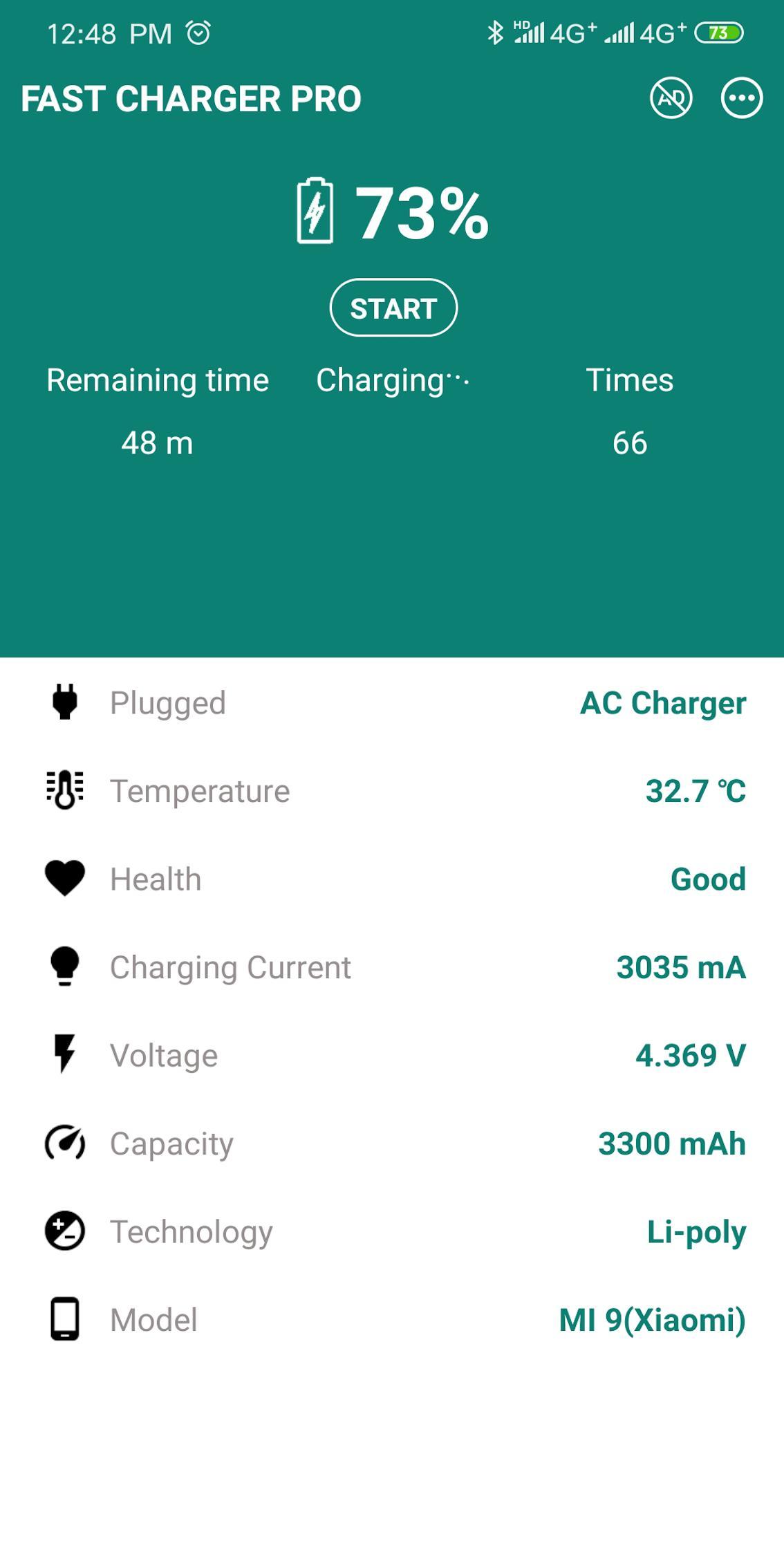 Những ứng dụng sạc pin nhanh cho android không thể bỏ qua