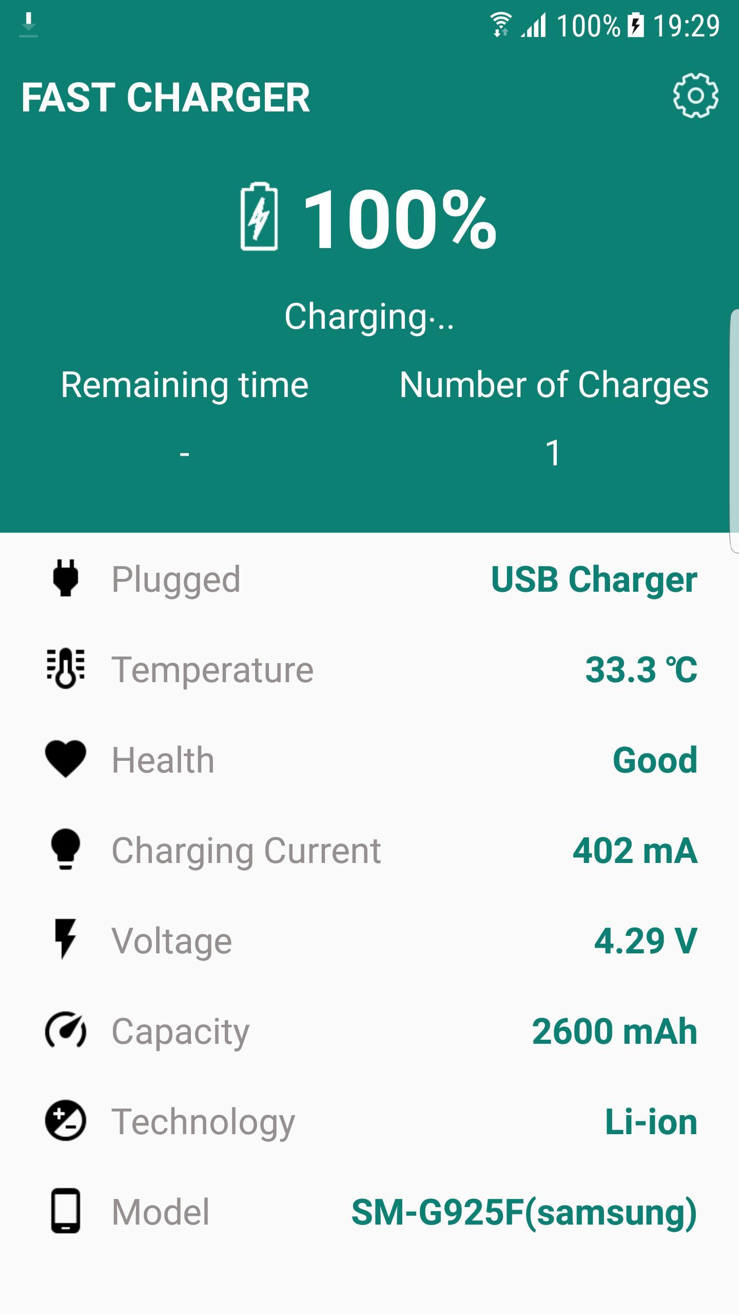 Fast Chargingquản lý thời gian sạc và hạn chế việc chai pin
