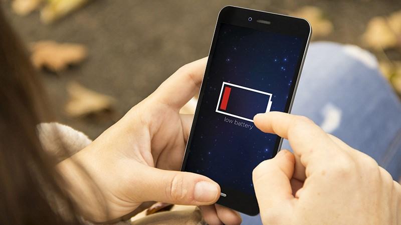 Cách để điện thoại lâu hết pin
