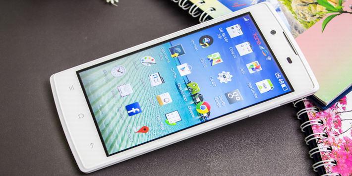 Chụp ảnh màn hình Oppo