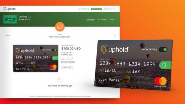 ứng dụng Uphold là gì