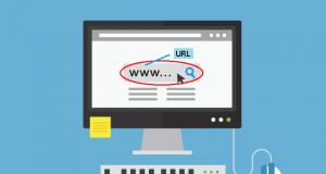 ứng dụng URL