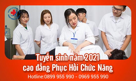 Tuyển sinh Cao đẳng Y Dược Phạm Ngọc Thạch năm 2021